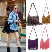 2013 New TASSEL CROSS BODY BAG Fashion SHOULDER BAG