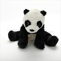 Free shipping new products for 2013 panda stuffed animal baby plush toy kawaii birthday gift bed kid factory stuffed animals