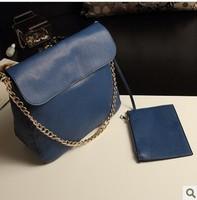 2013 fashion chain vintage bag one shoulder cross-body bag big women's bags