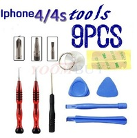Complete Repair opening screwdriver pry tools kit set for Apple iPhone 4S 4