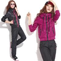 2012 women's turtleneck cardigan set fashionable casual sportswear