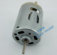 Kaka model high quality r385 dc brushless motor high speed ship model motor 1.5v-30v toys