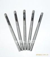 500pcs=10boxes(1box=50pcs)Manual belt punch punch punch needle belt belt punch width 3.5MM-4.0MM