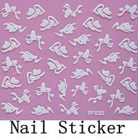[DGTL-007]Free Shipping+Wholesale 3D Christmas Sticker Nail Art Decals Decoration,10sets/lot