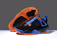 Free Shipping 2013 New Hot Selling J4 Mens Sports Basketball Shoes Pu Leather Upper Quality Colors Available On Sales