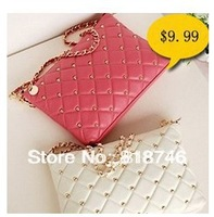 HOT SELL FREE SHIPPING new 2014 women vintage envelope bag messenger bags day clutch women's handbag small bags YR0135