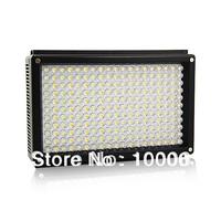 LED209AS 209 Pcs LEDs Bi-color Changing Light Adjustable Brightness CCD Camera Camcorder Lamp Free Shipping, Wholesale #220276