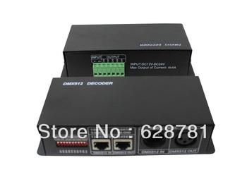 LED Strip DMX RGB Controller