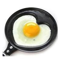 Breakfast love omelette pan buzhanguo heart omelette pan mini omelette pan gift