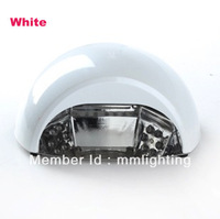 Hot sale White UV Art Nail Tools LED UV Manicure Lamp 12w