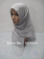 best sale designer hijab muslim scarves islamic women head wear hijabs 2013626