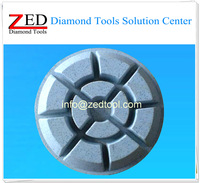 80mm Diamond Floor Polishing Pad for Marble and Granite with 10mm Thickness
