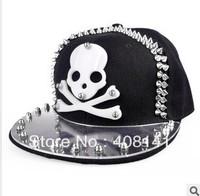 Hip hop dance hand wholesale hats skulls