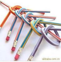 Hot-selling deformation soft pencil magic soft pencil