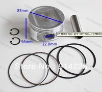 CF MOTO 500 ATV UTV 500cc CFMOTO CF188 ENGINE PISTON KIT ASSEMBLY PISTON RINGS     freeshipping