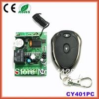 universal garage door receiver transmitter rolling code hcs301 433.92Mhz 2keys