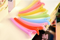 Curls magic roll multicolour long clip duckbill clip 2 ccbt clip hair clip