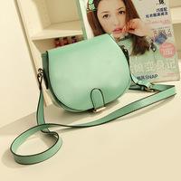 2013 new fashion Korean handbag of the candy-colored women small messenger bags ladies evening handbag 7511440