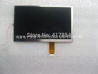 Free shipping 7inch LCD A070FW03 V4 ,A070FW03 V.4 for Car DVD navigation Display screen,26pin LCD screen