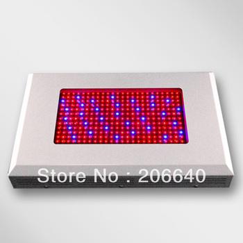 Free Shipping 600W (288*3Watt) LED Hydroponic Plant Grow Lighting Panel / Lamp , Blue + Red Indoor Garden Plant , Veg Grow Light