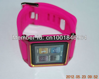 For Apple iPod Nano 6 watch band New Wristband Watch Band for nano6 ipod
