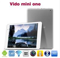 Vido M1 Mini pad 7.9 Inch IPS tablet pc RK3188 Quad Core 1.8GHz mini one IPS 2GB 16GB HDMI OTG Bluetooth