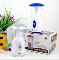 Free Shipping/Dropshipping One induction Super Dimensional Energy Saving Lamp Camping Light Charge