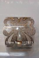 The new alloy fashion jewelry, ladies foil glitter bracelet, HJ-005