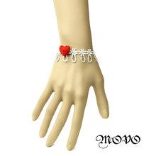Love cupid lace bracelet personalized women's accounterment vintage accessories
