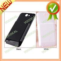High Capacity 4600mAh Battery for Samsung Galaxy Note 2 N7100 + Back Cover, Free Shipping, Dropshipping
