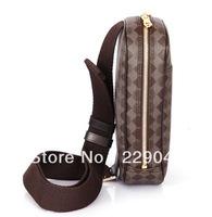 New hot sale Damier Ebene Canvas Geronimos N51994  handbags Messenger Bags