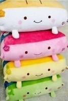 Free Shipping Blusher tofu health care pillow tofu pillow cushion belt vibration massage physiotherapy