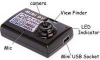 Free shipping hot mini DV camera 5 mp minimum hd video cameras to land