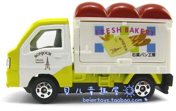 Dume tomica alloy car models SUBARU bread transport vehicle bulk
