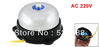 "AC 220V 75mm 3"" Dia. Fire Alarm Electric Bell for School Factory"