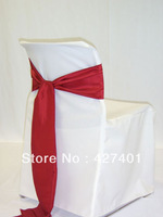 High Quality White Conference Polyester Chair Cover & Wedding Decoration & Party