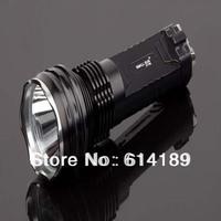 SMALL SUN ZY-T08 CREE XM-L T6 1000 Lumen 5-Mode Zooming LED Flashlight(2x18650)