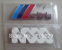 Hot Sale 3D ABS M Tech Rear Boot Badge Emblem Car Auto Badges Emblems Auto Logo Sticker With Retail OPP Bag 100pcs