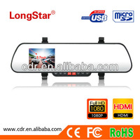 shenzhen dropshipping car dvr K5-A with Super Night Vision & HDMI output