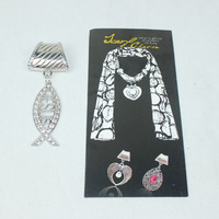 "10pcs/lot, 2013 Hot Sale! ""JESUS"" Pattern Women Metal Scarf Charm/ Pendant, Factory Supply, Scarves Accessories"