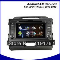 "2010-2012 KIA SPORTAGE R android 4.0 7"" HD Car DVD/GPS/PC system with canbus wifi 3G,kia android,Sportage android car dvd"
