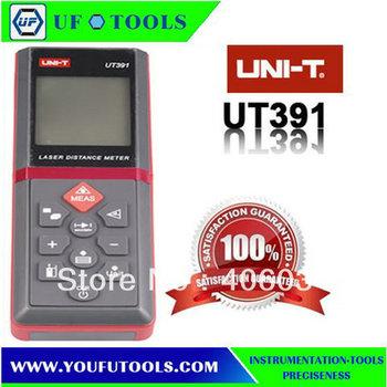 UT391 Laser distance Meter, precision Laser Distance Meter,digital distance measuring meter 60m