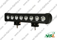 Wholesale - 14.3 inch 10w USA cree x8pcs 80w led light bar ATVs SUV offroad truck light fire engine,police cars
