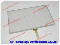"5.0"" inch resistive touch screen,TP,4 wire,117x70mm free shipping"