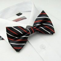New Textile Printing bow tie Men's bow tie bridegroom bow tie Party Show's Bow tie hot sale