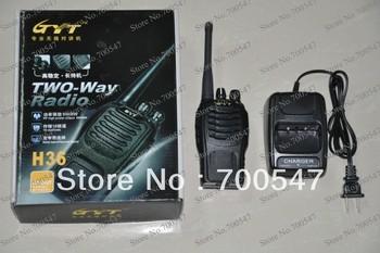 SVC74 Brand New HS-36 Two-way Radio 16-channel Wireless Intercom Rechargeable Walkie Talkie 7W 400-480MHZ