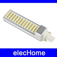 E27 G23 SMD 5050 52 leds LED Lamp Bulb Light AC 210V-240V 11W White Warm Lighting Free Shipping