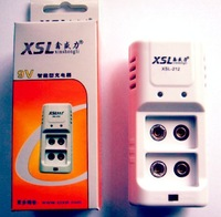 Xsl-212 9v charger rechargeable battery intelligent multifunctional charger