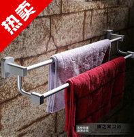 9793 space aluminum double towel rack towel bar