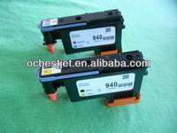 Amazing price for full set 2pcs 940 Printhead for HP 940(C4900A,C4901A) 940 Print head 940 Printer head